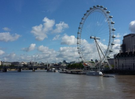 Prima esperienza da guida turistica – LONDRA WITH FRIENDS AND CHILDREN
